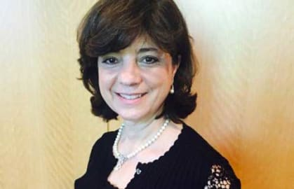 Rowena Track, Global Vice President, TE Connectivity, U.S.,  Creating a Holistic Educational Experience, Compensation Committees participant, HBS Executive Education