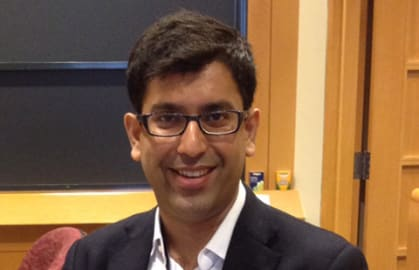 Shantanu Mukerji, Executive Director, Investment, L Capital Asia, Expanding Global Perspective and Industry Expertise, lPrivate Equity and Venture Capital participant, HBS Executive Education