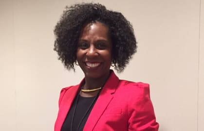 Melanie Jones, General Manager, Coca-Cola, Building Connections and Advancing Careers, Driving Corporate Performance participant, HBS Executive Education