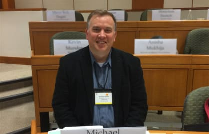 Mike Thirtle, President and CEO, Bethesda Lutheran Communities, Measuring the Effectiveness of Change, Performance Measurement for Effective Management of Nonprofit Organizations participant, HBS Executive Education