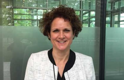 Ursula Soritsch-Renier,CIO,Sulzer, Climbing the Mountain for a Clearer View, Driving Corporate Performance participant, HBS Executive Education