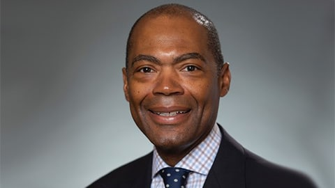 Keith Churchwell, Executive Vice President, COO, Yale New Haven Hospital, US